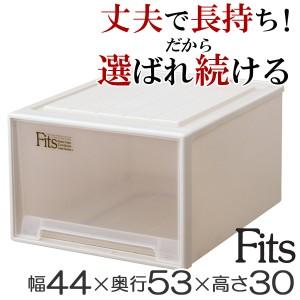 収納ケース Fits フィッツ フィッツケース フィッツケースクローゼット ワイド L-53
