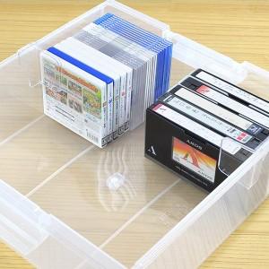 DVD収納ケース いれと庫 DVD用 ワイド