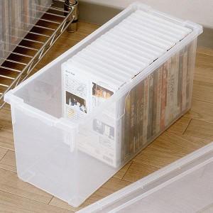 DVD収納ケース いれと庫 DVD用 18個セット ( フタ付き )