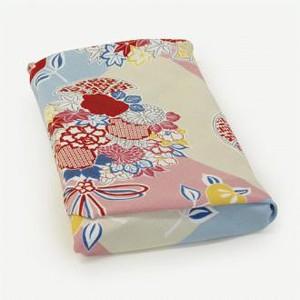 風呂敷 うらら 花くす玉 二巾 70cm ふろしき 中判