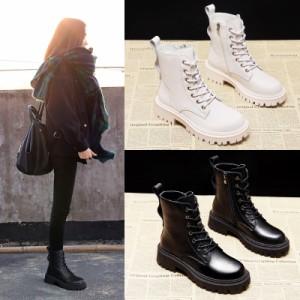 ブーツ 婦人靴 ウォーキングシューズ レディース ショートブーツ レディース ブーツスニーカー 滑らない靴 暖かい ブーツレディース 大き