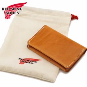 【即納】REDWING レッドウィング 純正レザー 二つ折りカードケース バイフォールド カードケース (95029 SS18)