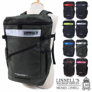 【即納】マイケルリンネル MICHAEL LINNELL 32L バックパック Box Backpack リュックサック デイパック (ML-020 SS18)