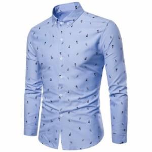 """""""シャツ メンズ 長袖  Yシャツ ネルシャツ カジュアルシャツ  大きいサイズ  ユニセックス  ビジネス かわいいシャツ"""""""