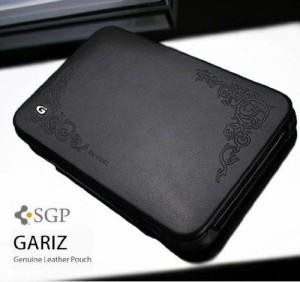 Gallaxy Tab ケース SGP レザー GARIZ コラボモデル PL-GTF1