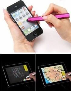 タッチペン iPad iPhone スマートフォン タブレット (ブラック)