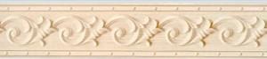 ロールステッカー ヨーロピアンアンティーク風 防水 彫刻風 (A)