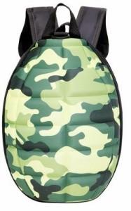 【お取り寄せ】リュックサック キッズ用 手榴弾モチーフ 迷彩柄 ダイカット