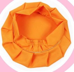 【お取り寄せ】エプロン キッズ用 コックさんの帽子 アームカバー付き 3点セット (ホワイト、Lサイズ)