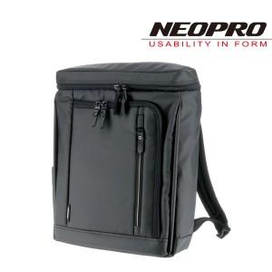 60438ce9d706 送料無料/ネオプロ/NEOPRO/ビジネスリュック/リュックサック/ボックスリュック/