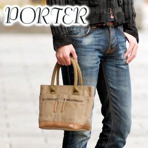【送料無料】ポーター/PORTER/トートバッグ/FIELD/フィールド/メンズ/キャンバス×牛革/レザー/ビジネスバッグ/706-04660
