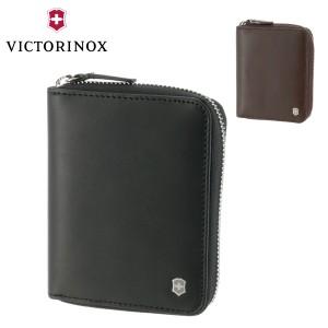 3eb17661a3c5 送料無料/ビクトリノックス/VICTORINOX/ラウンドファスナー二つ折り財布/折財布/
