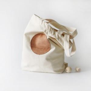 円形プリント柄 幾何模様 トートバッグ キャンバスバッグ ショルダーバッグ 買い物バッグ 大容量 シンプル カジュアル 学生風 学院風 韓