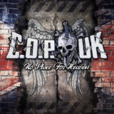 ☆【おまけ付】NO PLACE FOR HEAVEN / C.O.P. UK C.O.P.UK(輸入盤) 【CD】 0825646506880-JPT