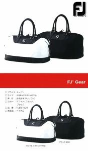 【FJBB1609】FOOTJOY-フットジョイ- MENS メンズ FJボストンバッグ 【バッ