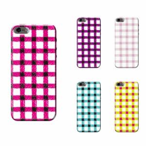 iPhone 8 ケース iPhone 8 スマホケース チェック柄 送料無料 アイフォン 8 ハードケース iPhone