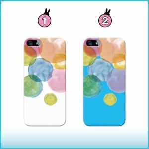 iPhone SE ケース iPhone SE スマホケース 水彩柄02 送料無料 アイフォン SE ハードケース SIMフリー