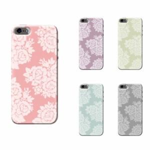 iPhone SE ケース iPhone SE スマホケース 花柄 送料無料 アイフォン SE ハードケース SIMフリー