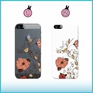 iPhone SE ケース iPhone SE スマホケース ヨーロピアンフラワー 送料無料 アイフォン SE ハードケース iPhone
