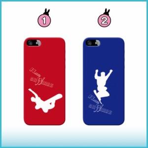 iPhone SE ケース iPhone SE スマホケース スノーボード 送料無料 アイフォン SE ハードケース au