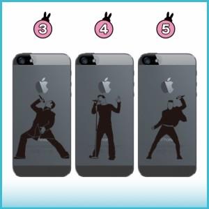 iPhone 7 Plus ケース iPhone 7 Plus スマホケース 男性シンガー 送料無料 アイフォン 7 プラス ハードケース iPhone