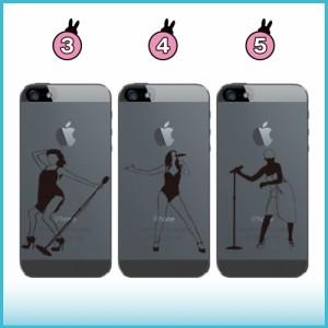 iPhone 7 Plus ケース iPhone 7 Plus スマホケース 女性シンガー 送料無料 アイフォン 7 プラス ハードケース iPhone