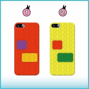iPhone 5c ケース iPhone 5c スマホケース ブロック 送料無料 アイフォン 5c ハードケース SoftBank