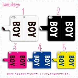 Xperia XZ1 手帳型 スマホケース SOV36 ケース キャメル トレンド/BOY/ロゴ 送料無料 手帳ケース