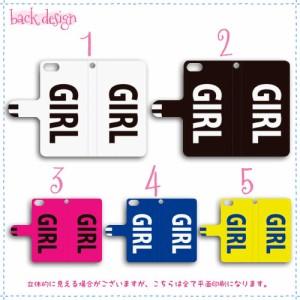 arrows M02 手帳型 スマホケース M02 ケース トレンド/GIRL/ロゴ 送料無料 アローズ M02