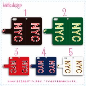 iPhone SE 手帳型 スマホケース iPhone SE ケース NYC/01 送料無料 アイフォン SE