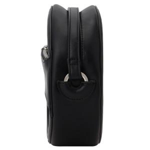 【売り切りセール】マウジー moussy レディース 斜めがけショルダーバッグ ポシェット ブラック m01973101-bk
