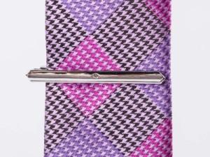 メンズファッション 高級感 ビジネス カジュアル ネクタイピン シンプル シルバー #タイプH 送料込