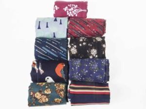 男女兼用 ファッション スーツ カジュアル ビジネス スカーフ 正方形 60*60cm#花柄A 送料込