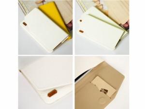 【Kalo】台湾製 iPhone6 plus/6s plus ケース 財布型 合皮製 カード収納#ホワイト 送料込