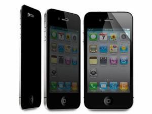 プライバシー保護 iphone4/4S 液晶保護フィルム 覗き見防止【新品/送料込み】