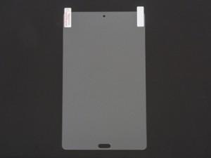 Huawei MediaPad M3 8.4インチ 専用 高光沢 前面フィルム 液晶保護シート #クリアタイプ/3枚【新品/送料込み】
