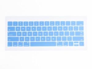 2016 Macbook Pro for Touch Bar 13/15インチ 専用キーボード配列カバー(JIS不適合) #アクアブルー【新品/送料込み】