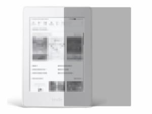 Amazon Kindle Paperwhite 1/2/3 用 高光沢 前面フィルム 液晶保護シート #クリアタイプ