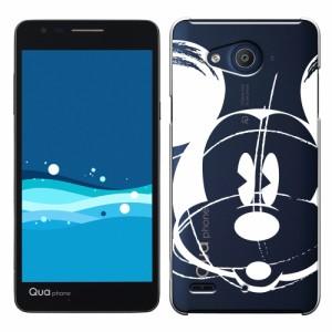 Quaphone PX LGV33 キュア フォン ケース quaphonepx カバー lgv33 Qua phone PX 透明 ハードケース