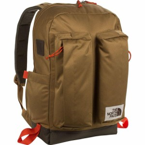 (取寄)ノースフェイスクレバス 25.5Lデイパック The North Face Men's Crevasse 25.5L Daypack British Khaki/New Taupe Green