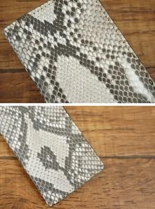 スマホケース 手帳型 xperia SOV36 全機種対応 iPhone8 iPhoneX ケース ダイヤモンドパイソン 手帳型 ヘビ革 牛床革 本皮 宅配便送料無料