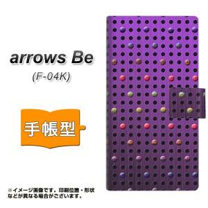 メール便送料無料 docomo arrows Be F-04K 手帳型スマホケース 【 YA927 dot03 】横開き (docomo アローズ Be F-04K/F04K用/スマホケース