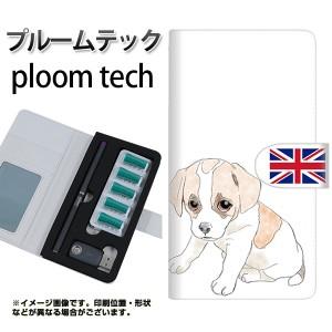 プルームテック ケース 手帳 ploomtech 革 ケース YD897 ジャックラッセルテリア03 プルームテック キャリーケース レザー ギフト