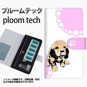 プルームテック ケース 手帳 ploomtech 革 ケース YF993 バウワウ04  プルームテック キャリーケース レザー ギフト 電子タバコ カバー