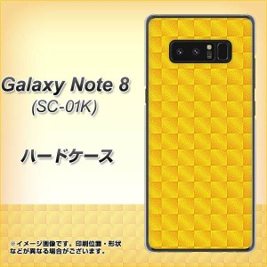 Galaxy Note8 SC-01K ハードケース / カバー【VA870 幸運 素材クリア】(ギャラクシーノート8 SC-01K/SC01K用)