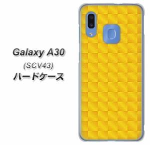 0b171c8558 au Galaxy A30 SCV43 ハードケース / カバー【VA870 幸運 素材クリア】 UV印刷