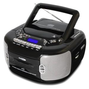 ベアーマックス CDラジオカセットレコーダー/プレーヤー CD-889【送料無料】