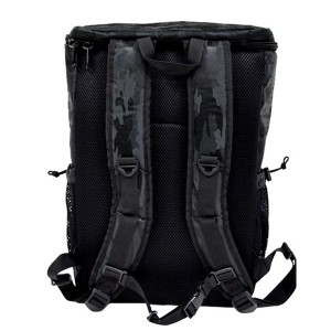 VI SION(ビジョン)ラップトップ収納ポケット&PC用衝撃緩和材入りスクエア型バッグバッグ BROWN REA L TREE 〔送料無料〕