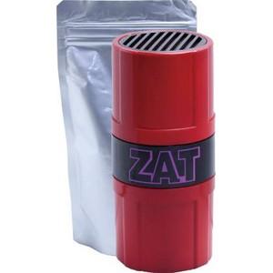ZAT抗菌クラスターゲル 自然式拡散器(レッド)セット 〔送料無料〕