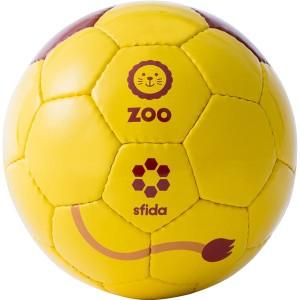 SFIDA(スフィーダ) FOOTBALL ZOO ミニボール1号球 ライオン BSFZOO06 〔送料無料〕